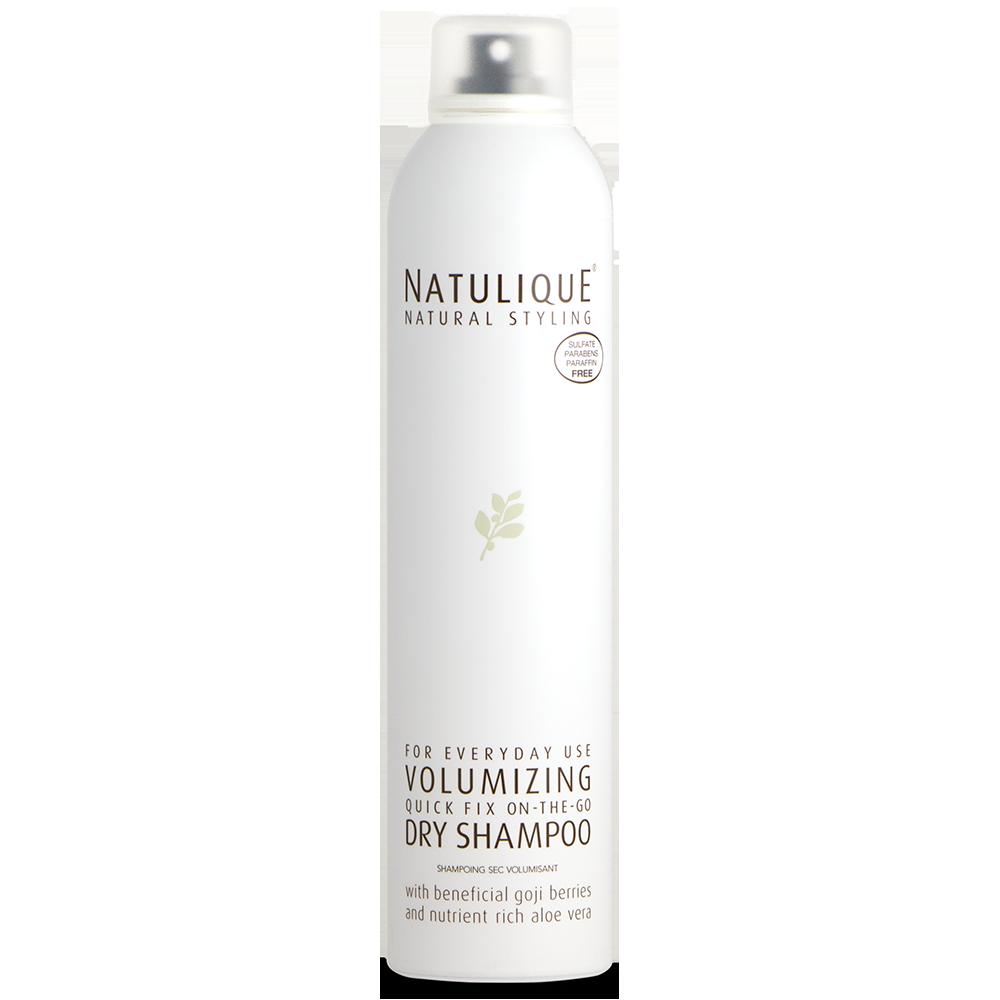 Volumizing Dry Shampoo: balení 300ml, suchý šampon pro každodenní použití